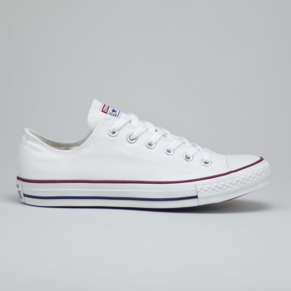 Converse Bll Star Ox Low Trainers White New Size UK sizes 4,5,6,7,8,9,10,11