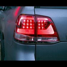 LED Tail Lights Rear Lamp Tail Lamps For Toyota Land Cruiser FJ200 2008~2014