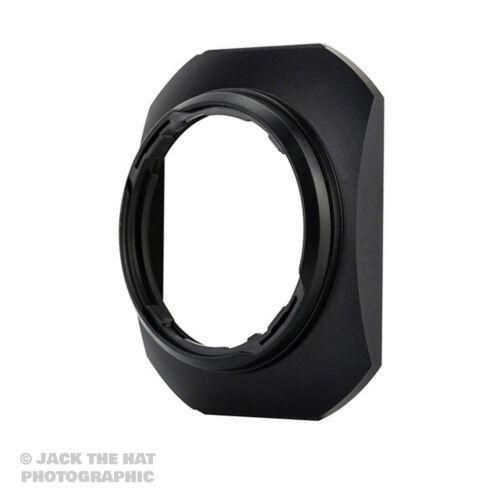 Black Pro Metal Lens Hood and Cap for Fujinon XF 50mm f//2 R WR Fujifilm