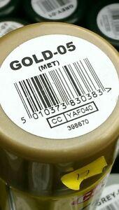 Carplan-colour-match-Car-Aerosol-Spray-Paint-gold-05-400ml-YAF040