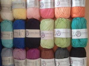 Das Bild wird geladen Cotton-Quick-uni-100-Baumwolle-Gruendl-Wolle-3- 45ca10b54f