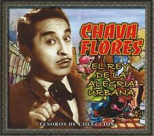 Chava Flores CD NEW Tesoros De Coleccion BOX SET Con 3 CDs 33 Canciones !