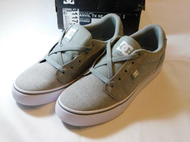 DC Factory Lite TX (light Grey) Men's