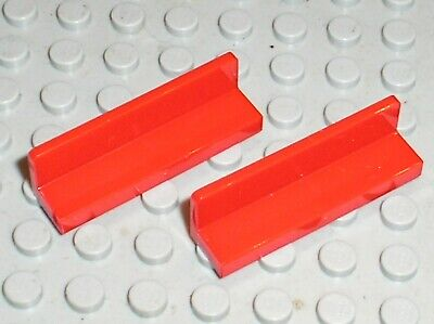 2 X Lego Red Panel 30413 / Set 3182 60177 7734 60052 7898 7752 8157 4841 4708...