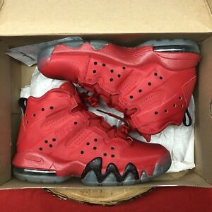 quality design c229d 6db8b Image is loading NIKE-AIR-MAX-BARKLEY-GS-UNIVERSITY-RED-SZ-