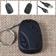 Newest Car Key Chain Key SPY Hidden Camera DVR Motion Detection Vedio Recorder