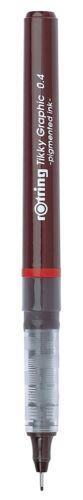 Rotring Tikky Graphic Pen 0.40mm Black 1904754