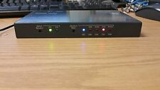 Kramer VP-414 Composite Video and Stereo-Audio to HD Scaler