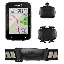 Garmin Edge 520 Plus Sensor Bundle GPS Cycling Computer with Speed & Cadence Sensors