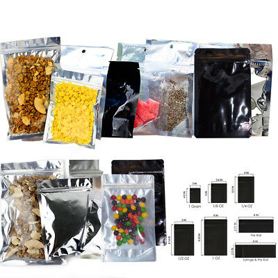 Smell Proof Bags Stayzin 10 bags size 6.5 x 6 odor free
