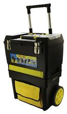 NEW Compact Portable Rolling Tool Case Storage Cabinet Box.Work shop.