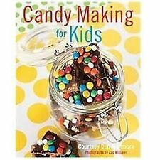 Candy Making for Kids-ExLibrary