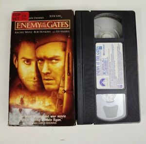ENEMY-AT-THE-GATES-VHS-Jude-Law-Ed-Harris-Rachel-Weise