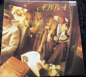 ABBA-Abba-LP