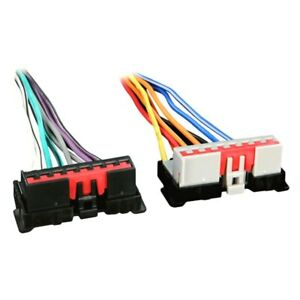 For Ford F-150 1986-1998 Metra Factory Replacement Wiring ...