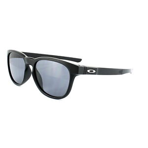 Image is loading Oakley-Stringer-OO9315-01-Matte-Black-Grey-Lens- d94c024af2