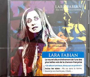 Lara-Fabian-CD-Ma-Vie-Dans-La-Tienne-Europe-M-M-Scelle