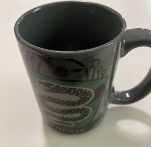 15oz Slytherin Ceramic Coffee Mug Cup ZAK! Harry Potter Snake Parselmouth Crest