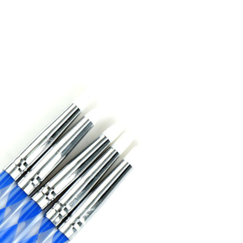 5 X 2 Way Pottery Clay Ball Styluses Nail Art Tool Polymer Clay Sculpture Tool P