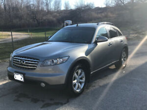 2003 INFINITI FX35 ONLY $1800 FAILED TRANSMISSION