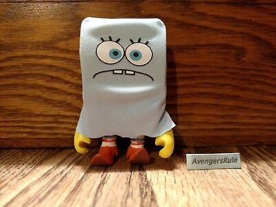 Many Faces of Spongebob Mini Figure by Kidrobot Scaredy Pants