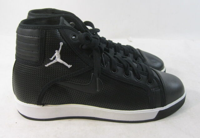 the best attitude ee85b 1135a Air Jordan Sky High Black White Cement Grey 414960-001 Size 8.5