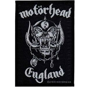 Motorhead-England-Woven-Patch-Official-New