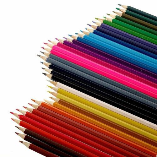 36X Pro Artist Drawing Pencils Colouring School Watercolors Pencil Sketching Set