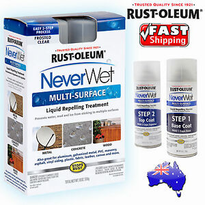 Rustoleum neverwet