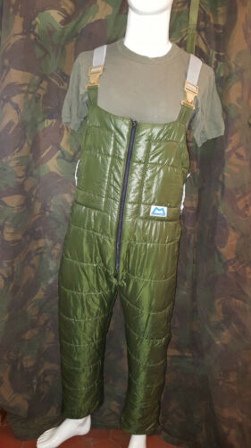 Outdoor Mountain equiment Thermo-Latzhose neuwertig M / L / XL Gr Lagerware