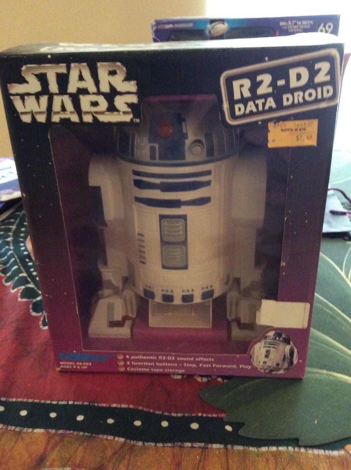 Estrella Wars R2 - D2 D2 D2 data robot Tiger electronic equipment a62