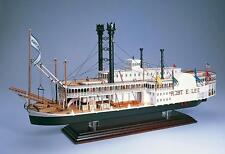 Robert E Lee Wood Model Ship Kit by Amati