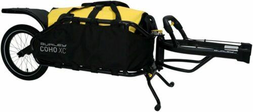 Burley Coho Dry Bag Yellow//Black