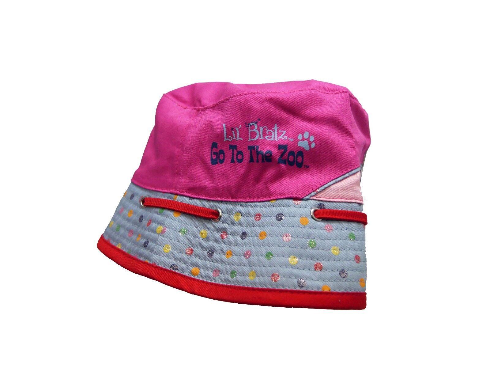 KC254 Girls Bratz Printed Baseball Cap