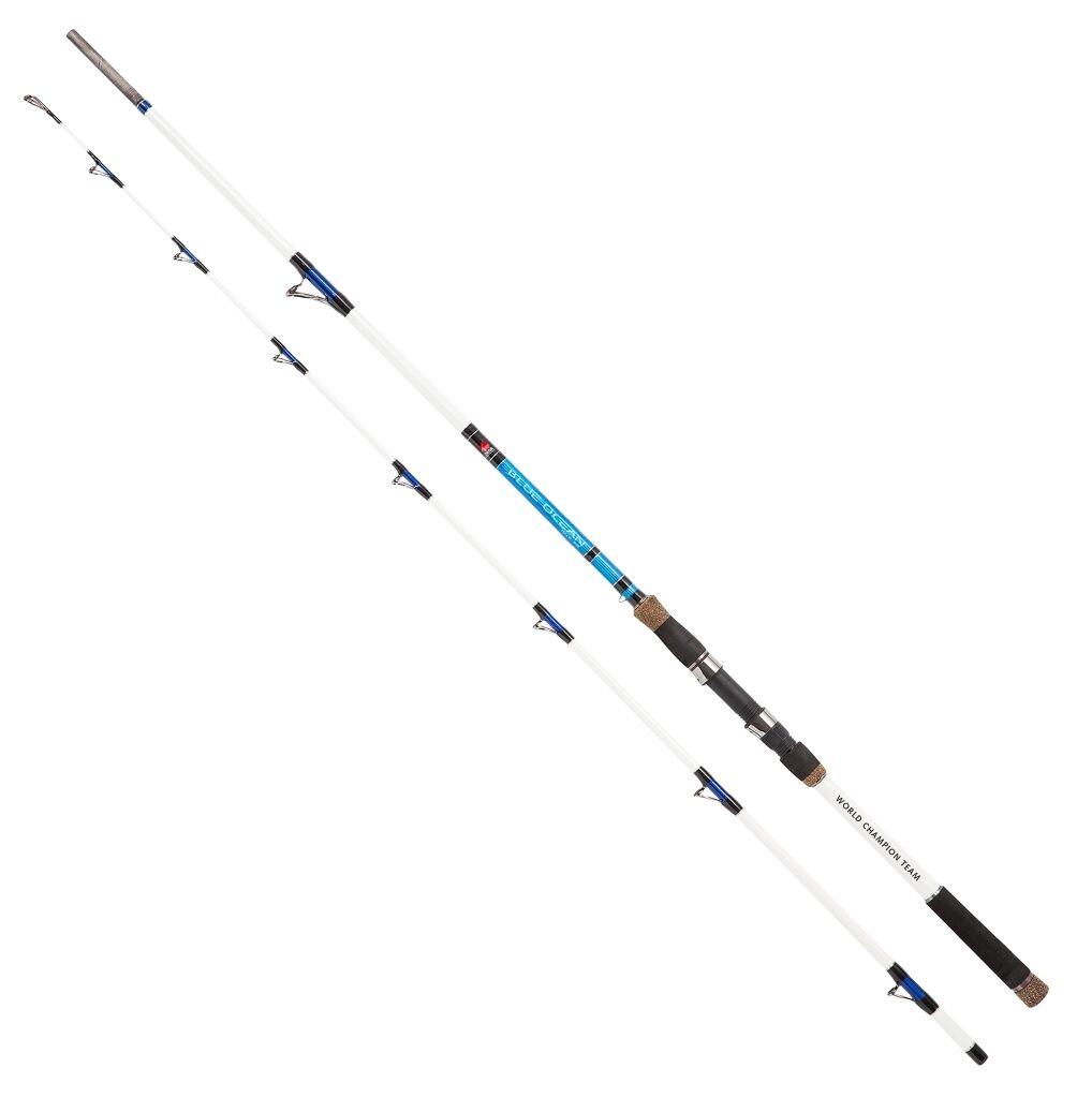 Jenzi Hochseeangelrute bluee Ocean Pilk, 2.40m 80-150g
