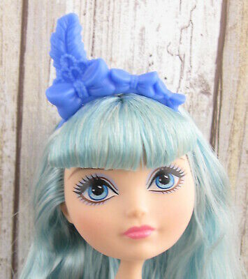 Ever After High Blondie Lockes First Chapter Replacement Headband Blue Bow