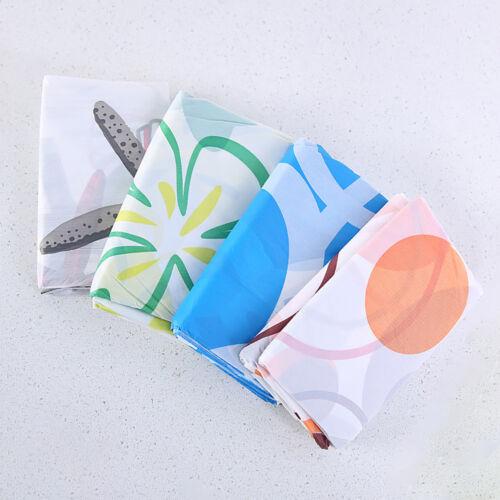 Wasserdicht Duschvorhänge Badewannenvorhang für Badezimmer Dusche Zufällig PEVA