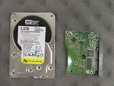 2TB Western Digital WD2002FYPS PCB ONLY 2060-771642-001 Rev P1