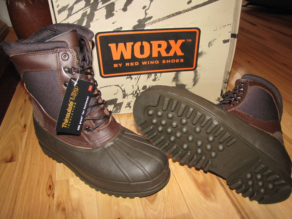 Red Wing Snow Pac Winter BOOTS