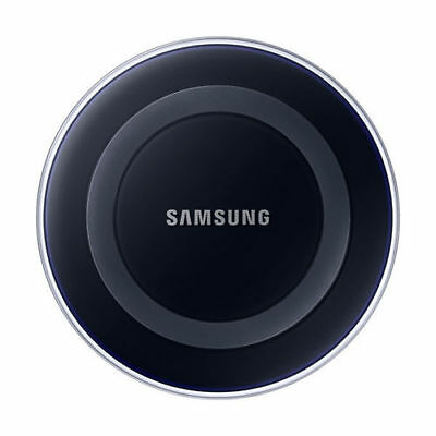 Samsung Wireless Qi Charger Charging Pad Warranty for S7, S6, S6 Edge+,Note 5,4