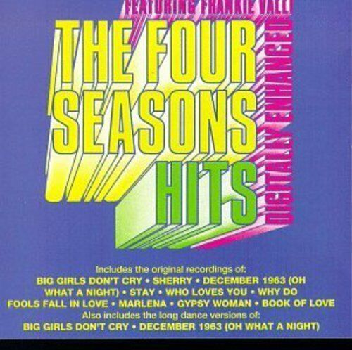 1 of 1 - The Four Seasons - Greatest Hits [New CD] Manufactured On Demand