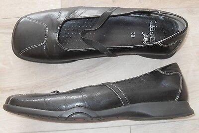 Gabor Jollys,Gr.39 ,Halbschuhe,Slipper,Schuhe,Markenschuhe