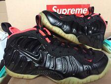 c4c540a262290 Nike Air Foamposite Pro PRM Size 10.5 Spider Man Blue Black Crimson ...
