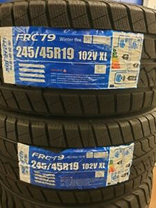 RED /& WHITE Husky Sumex Winter Textile Car Wheel Ice 235//55 R17 Frost /& Snow Chain Socks for 17 Tyres