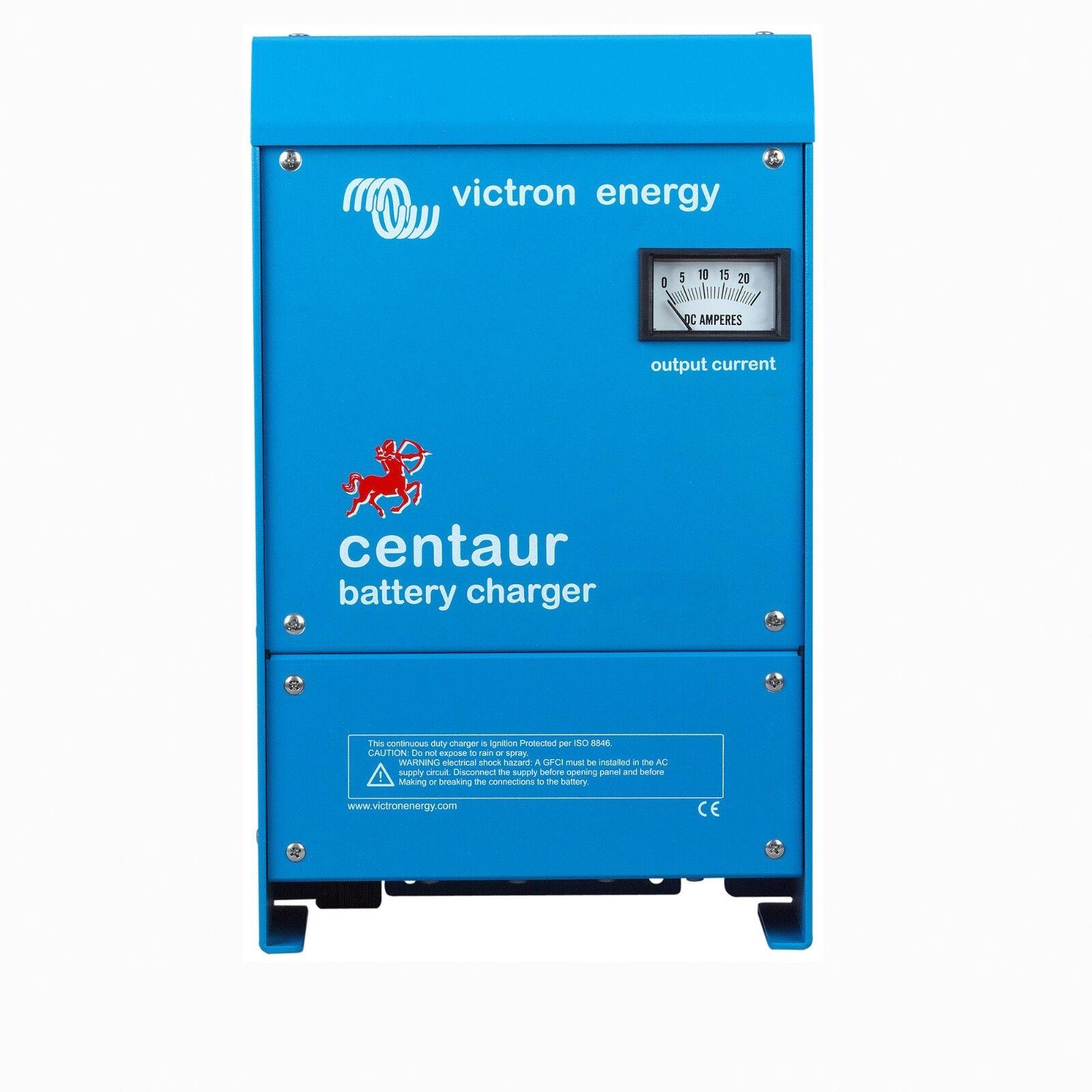 VICTRON CENTAUR 12/20  Batterie Lader Batterieladegerät  Charger 12V/20A
