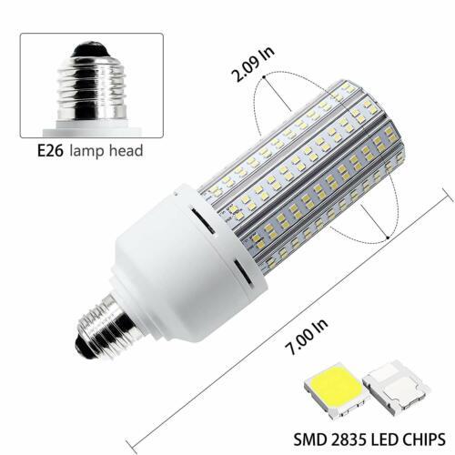 5000K 6000K 2835SMD Led Corn Light 30W 2835SMD 3750LM Lamp Bulbs 120V 300W Eq