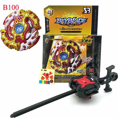 Neu Beyblade Burst B-00-100 Starter SPRIGGAN REQUIEM .0.Zt Gold AX.VER.Brand DE