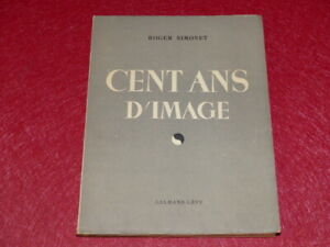 [Cinema Fotografia] Roger Simonet 100 Ans Immagini Progresso Tecniche Eo 1947