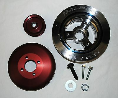 Underdrive Pulley Kit, 2005-2010 Mustang