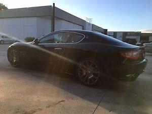 Maserati granturismo warranty